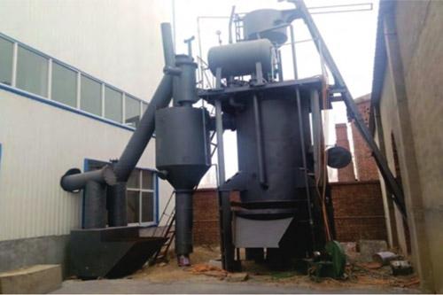 昆山单段式煤气发生炉